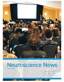 Neuroscience News Summer 2013