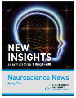 Neuroscience News Spring 2014